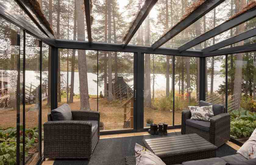 sunrooms in Vancouver, BC